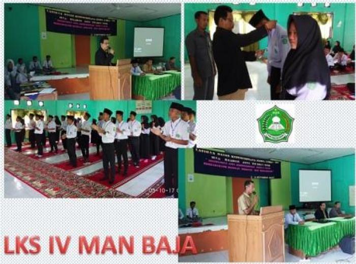 Madrasah Aliyah Negeri Bandar Jaya Bekali Siswa/i Dengan Dasar Kepemimpinan