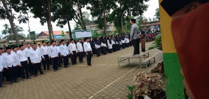 145 Calon Pegawai Penyuluh Agama Islam Non PNS Tanjung Jabungh Timur Mengikuti Tes Rekrutmen