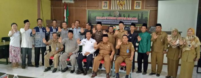 FKUB Kabupaten Tanjung Jabung Timur Gelar Dialog Tokoh Lintas Agama