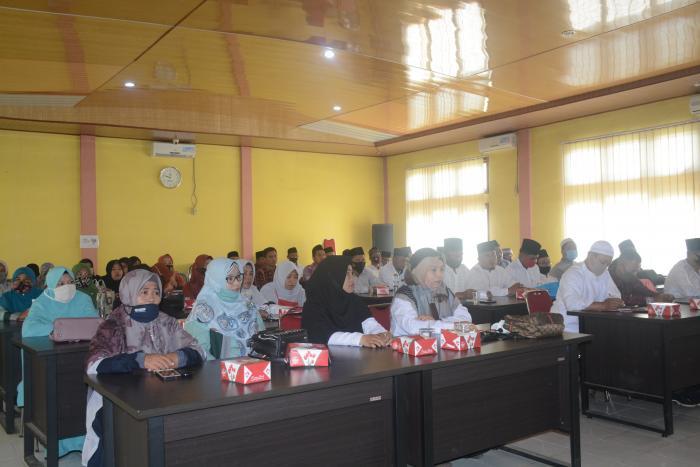 Pengajian PAI Jilid 2 dilaksanakan dengan antusias