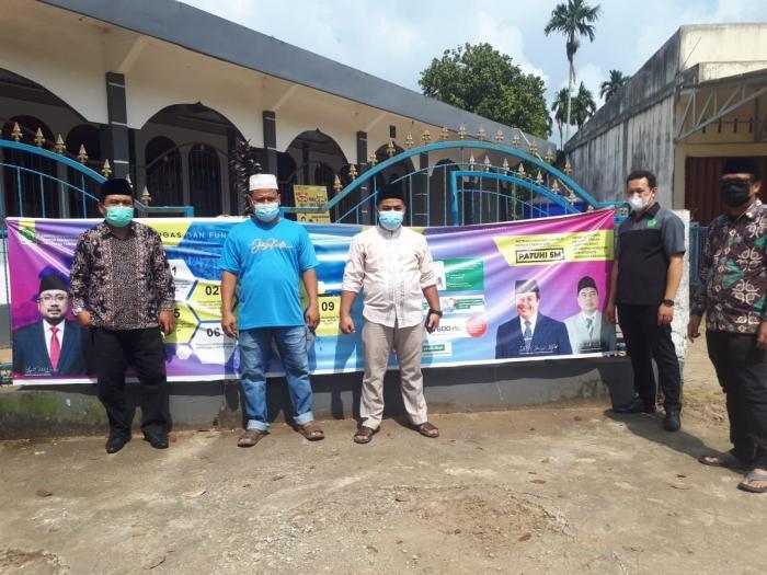 Kakan Kemenag Tanjabtim Dampingi Pemantauan Pelaksanaan SE Nomor 16