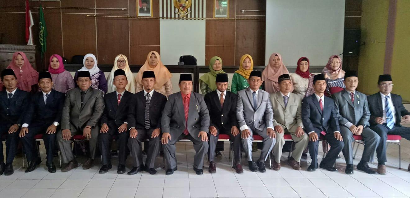Pelantikan Pejabat KUA se Kabupaten Tanjung Jabung Timur
