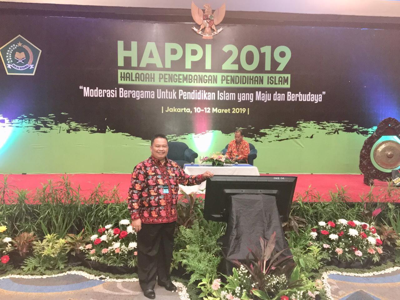 Dr.Jamrizal MPd di Makassar acara FKUB