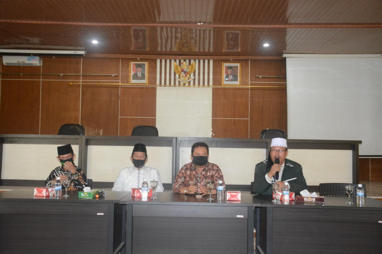 04/09/2020. Rapat Persiapan Pengukuhan ISNU Tanjab Timur